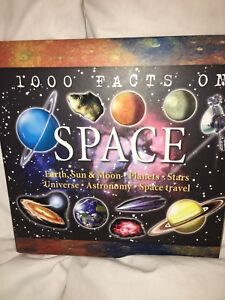 1000 Facts on space book