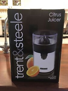 Brand New Trent & Steele Citrus Juicer Pullenvale Brisbane North West Preview