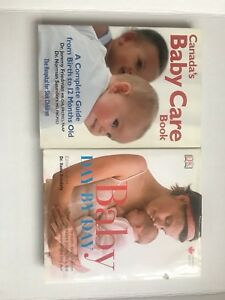 Baby care books