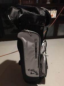 Callaway ladies cart golf bag, brand new