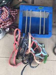 English and Western horse tack sale