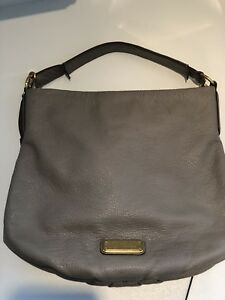 Marc By Marc Jacobs Hobo Monogram Canvas Shoulder Bag -preowned