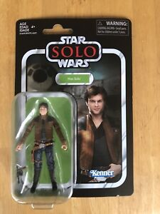 Star Wars Han Solo Vintage Collection figure