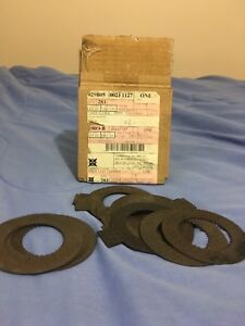 Buick differential clutch set