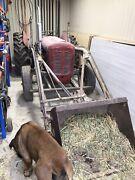 Massey ferguson tractor Houghton Adelaide Hills Preview