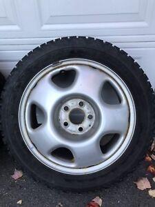 "17"" Honda Winter Wheels"