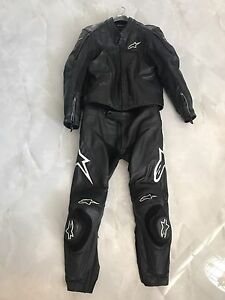 Alpinestars 2 piece suit - size US34 pants/42 jacket Liverpool Liverpool Area Preview
