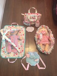 Baby Stella doll collection