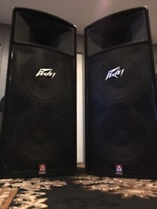 Peavey TLS4 Speakers