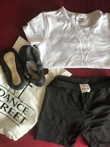 Toddler boy dance outfit
