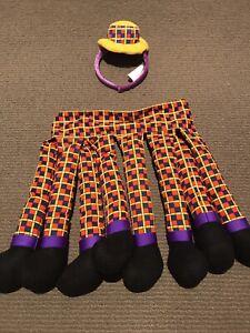 Wiggles Henry The Octopus Dress Up Costume Toys Indoor Gumtree