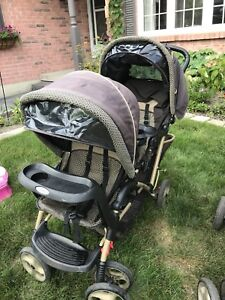 Graci double stroller for sale
