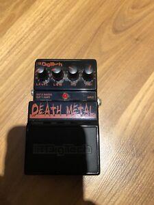 Death Metal Pedal