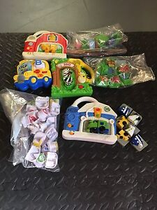 Leap Frog Learning Sets