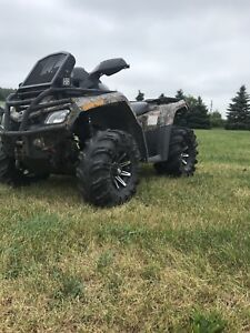2011 Can Am Outlander xt