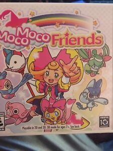 Moco moco friends 3ds