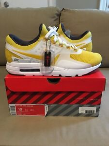 """Nike Air Max Zero Quickstrike """"Tinkers First Sketch"""" size 12 DS"""