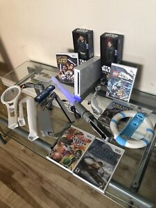Set Complet Nintendo Wii Star Wars