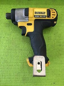 DeWalt 10.8V XR Li-Ion Cordless Compact Impact Driver Brunswick East Moreland Area Preview