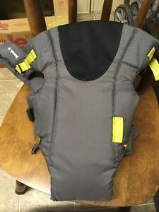 Infant chest carrier