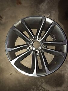"""Set of 4 BMW X1 rims for sale (18"""")"""