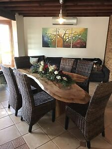 Unique dining setting Appin Wollondilly Area Preview