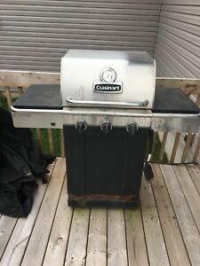Cuisinart BBQ Natural Gas with Cover