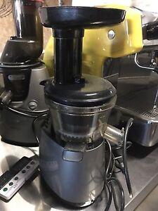Hurom Hu-500sv Slow Juicer Victoria Park Victoria Park Area Preview