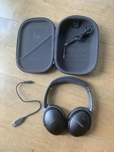 Bose QC35 II Over-Ear Noise Cancelling Headphones