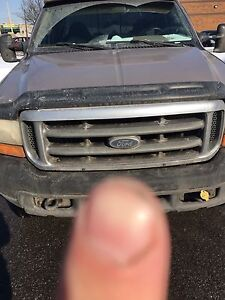 1999 Ford F-250 powerstroke