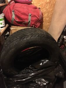 4 Car tires for sale