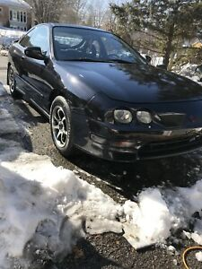 SWAP 2000 acura integra