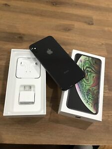 iPhone XS Max Space Grey 64GB, LIKE NEW!!