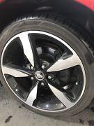 Ve/ Vf commodore wheels Ettalong Beach Gosford Area Preview