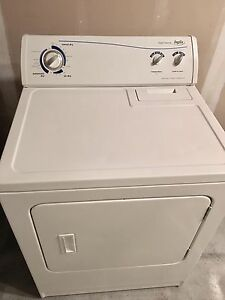 Whirlpool dryer-works excellent