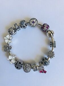 Sterling Silver Charms And Charm Bracelets Fit Pandora