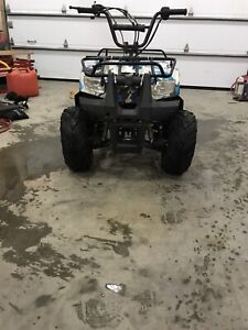 Project kids quad. NEED GONE