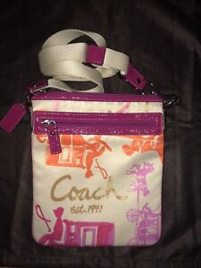 Coach purse - sac à main coach