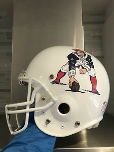 Authentic NFL Tom Brady New England Patriots Alternate Helmet