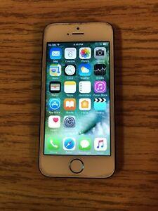 iPhone 5 32GB unlocked screen changed