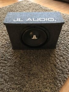 Brand new never used JL sub in box