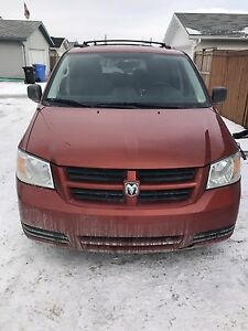 2008 Dodge Grand Caravan with stow and go