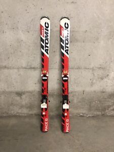 Atomic Youth Race Ski's