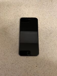 Space grey iPhone 6 64GB