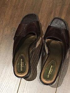 Liz Claiborne Flex Sandals - Size 8 1/2