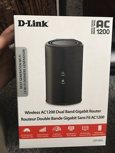 DLink AC 1200 Router