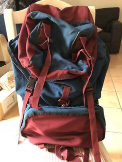 Eurohike Hawk hiking backpack