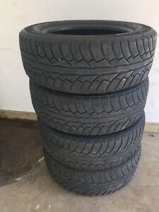 4 - 215/60R16 WestLake Winter Tires