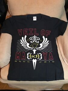 Veil of Maya id band tee t-shirt