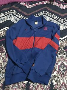 Nike FC Barcelona Authentic Sweater